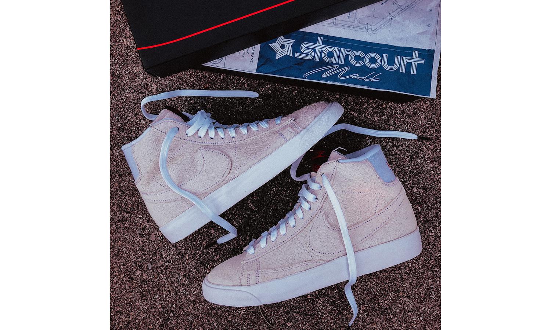 第三配色《怪奇物语》x Nike SB Blazer Mid 曝光
