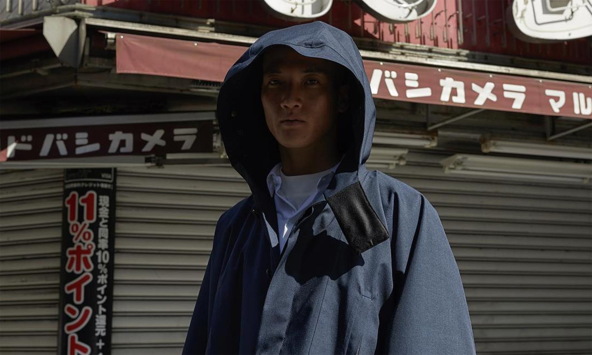 在上海这种阵雨城市里,这几个服饰品牌或许能代替雨伞