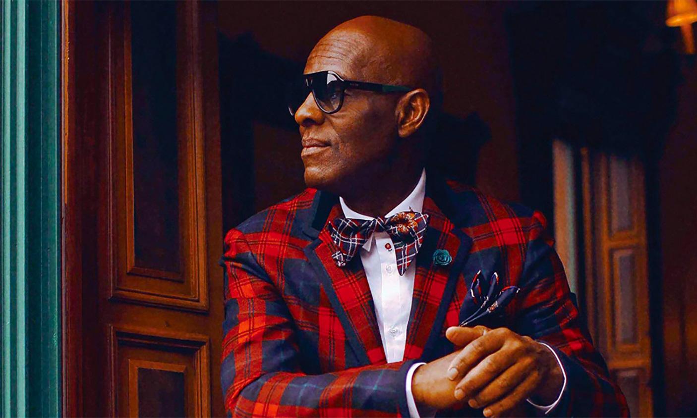 """从 Dapper Dan 自传,见证 """"不合法"""" 的奢侈品如何在 Harlem 区诞生…"""
