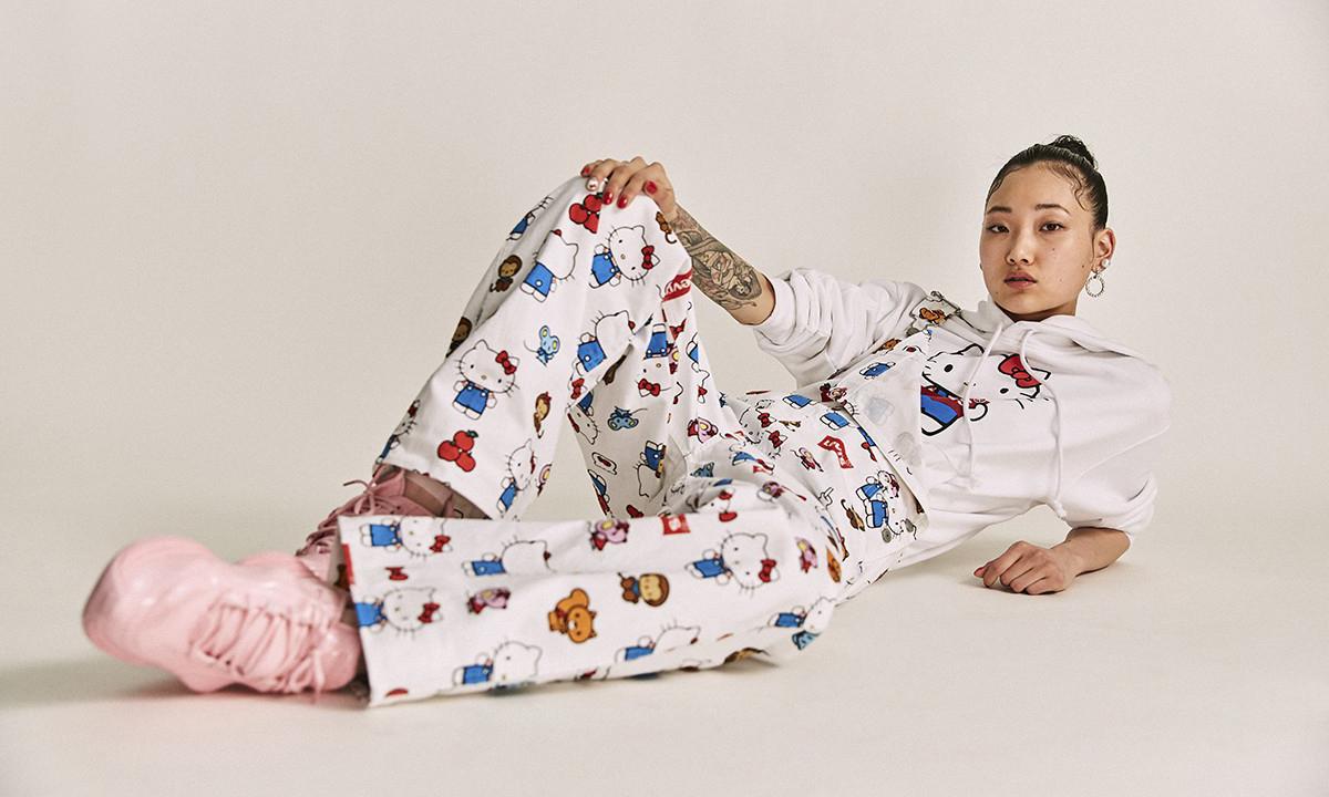 庆祝 45 周年,Levi's x Hello Kitty 联名公布
