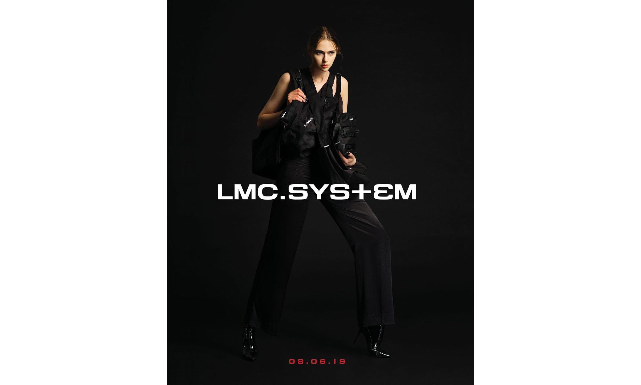 韩国品牌 LMC. 发布全新包款系列:LMC. SYS+3M