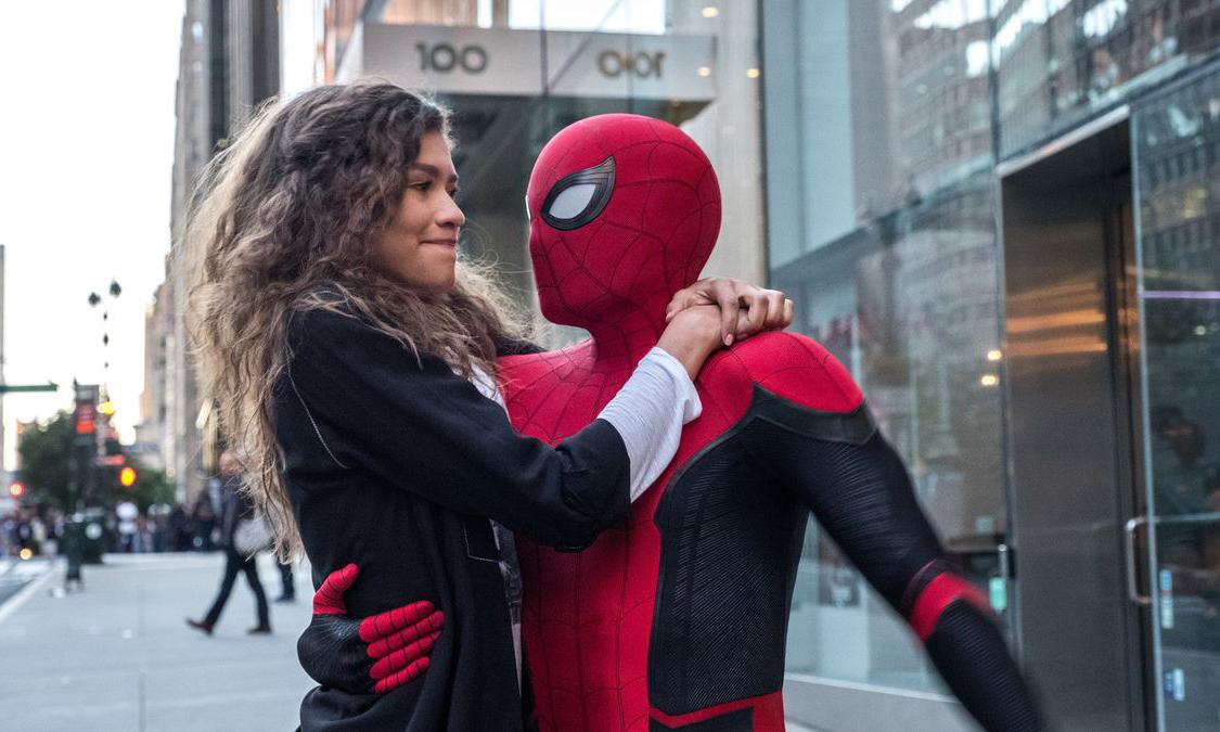 《蜘蛛侠:英雄远征》成为 SONY 影业票房冠军