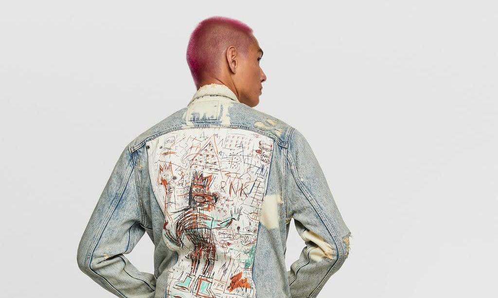 ZARA 推出艺术家 Jean-Michel Basquia 系列