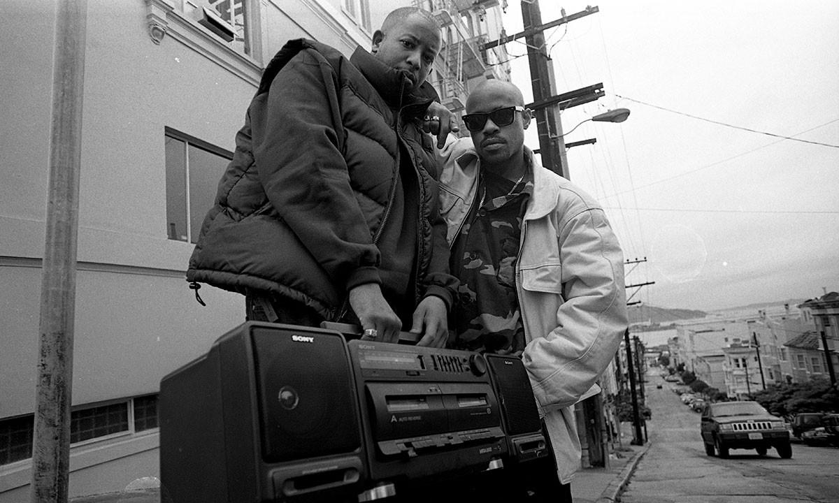Trap 泛滥的今天,Gang Starr 仍在影响着 Hip-Hop