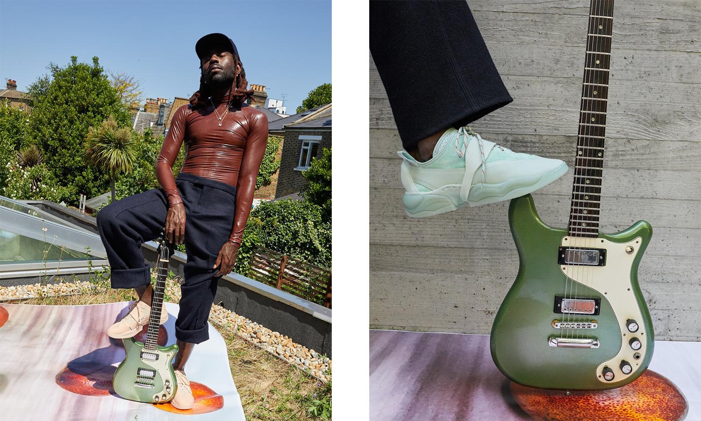 极简前卫主义, adidas Originals by OAMC 系列鞋款发布