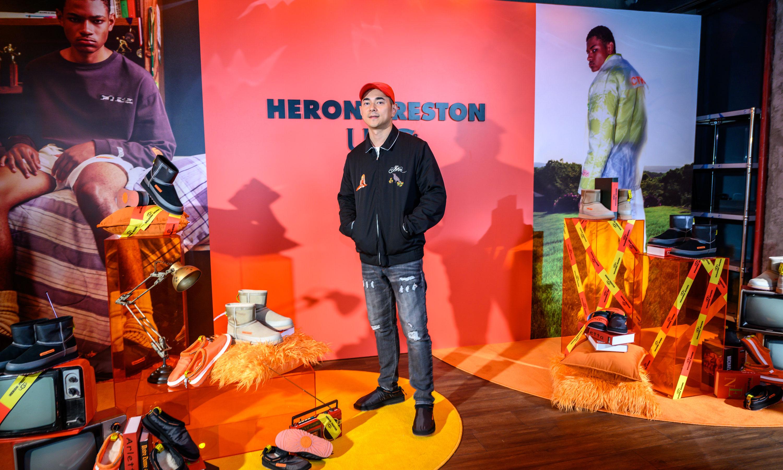 Heron Preston x UGG® 联名系列举办发售派对