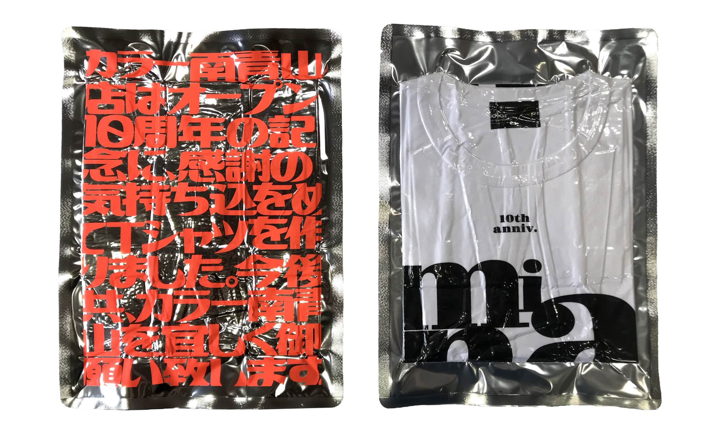 kolor 推出东京旗舰店 10 周年限定系列并与 New Era 合作开发帽款