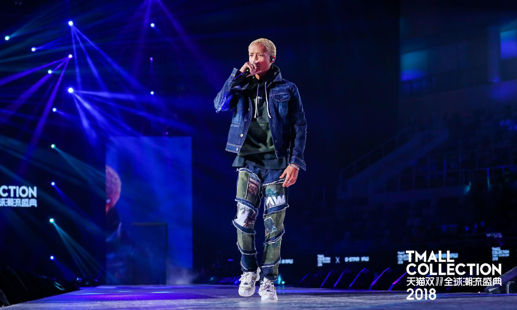"G-Star RAW 将于 9 月 25 日在上海举办 ""三十周年大秀"""