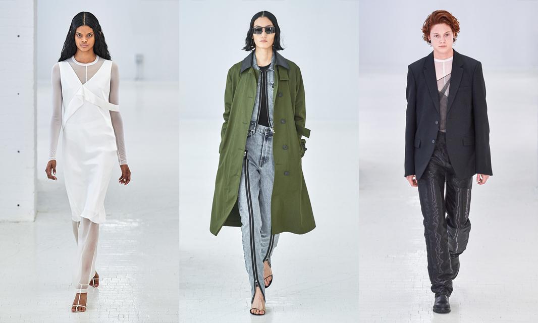 2020 春夏纽约时装周, Helmut Lang 重返经典