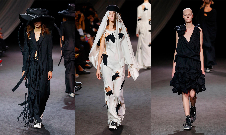 共谱诗意篇章,Yohji Yamamoto 携手 xVESSEL 亮相巴黎时装周