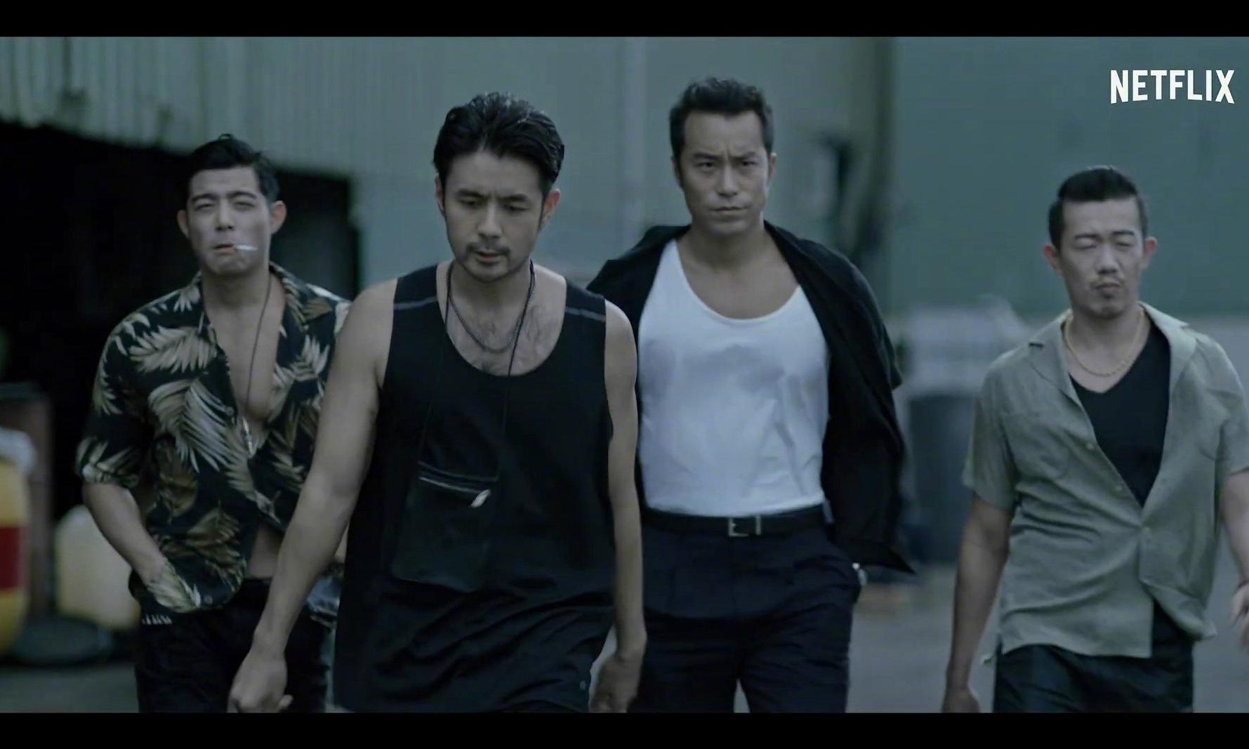 Netflix 首部原创华语剧集《罪梦者》公布先导预告