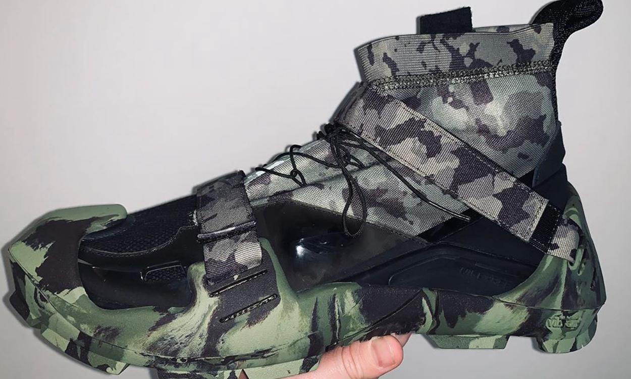 Nike x MMW Free TR 3 SP 鞋款全新配色曝光