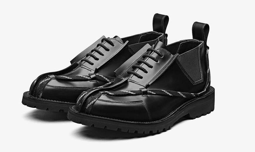 Craig Green x GRENSON 合作鞋款正式发布