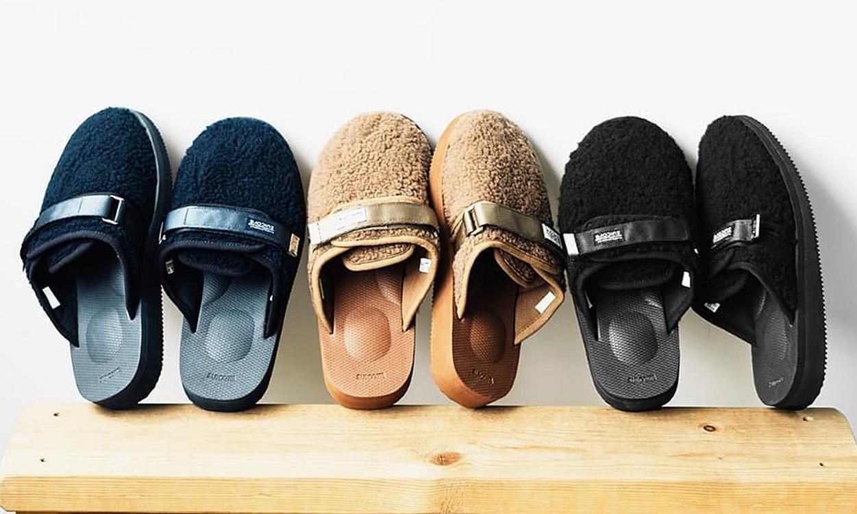 John Elliott x SUICOKE 全新联名鞋款正式上架