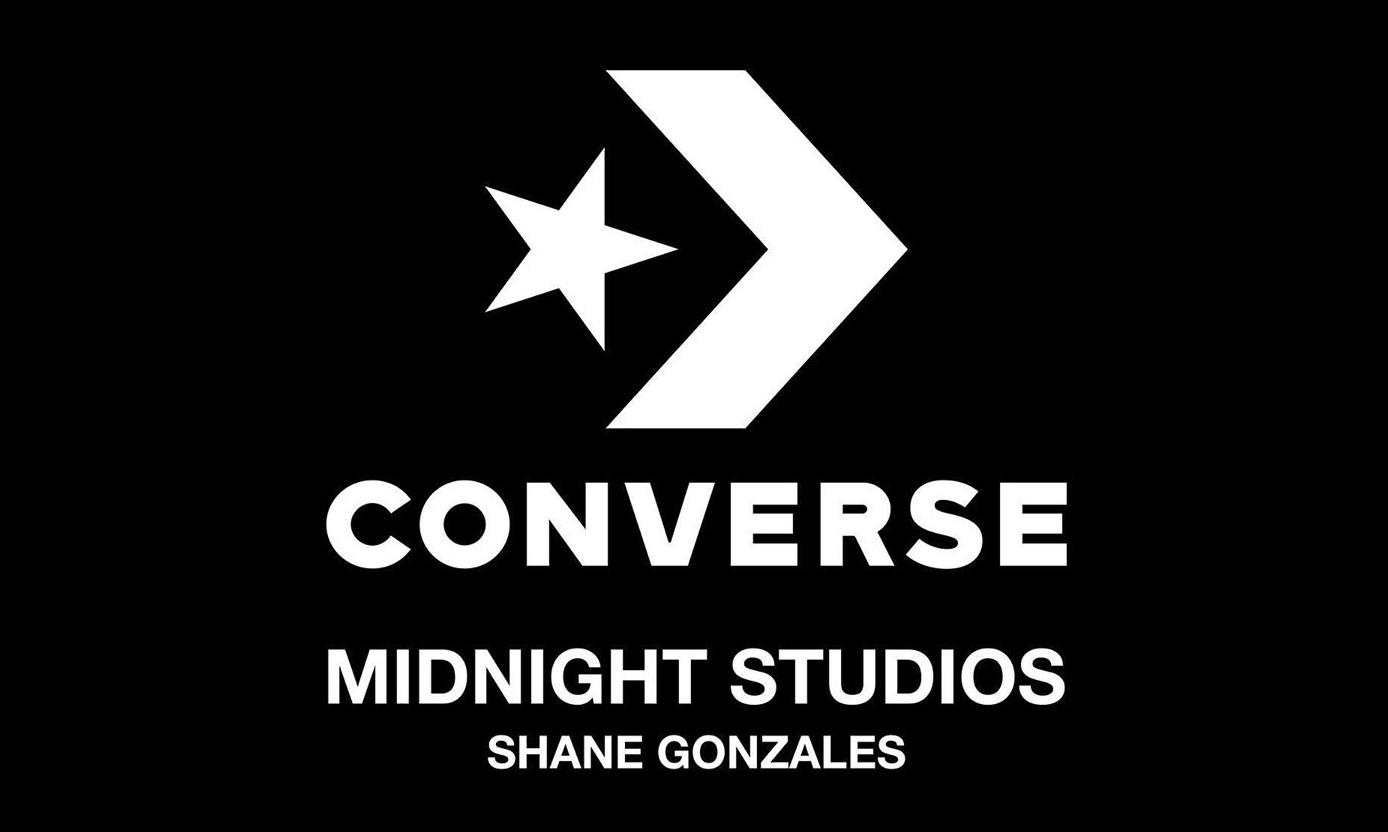 MIDNIGHT STUDIOS x CONVERSE 联名第二辑即将发布