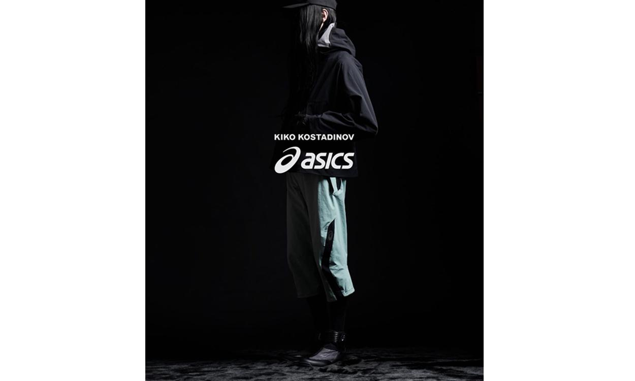 定名 GEL-Nepxa ,Kiko Kostadinov 亲自官宣全新 ASICS 联名鞋款