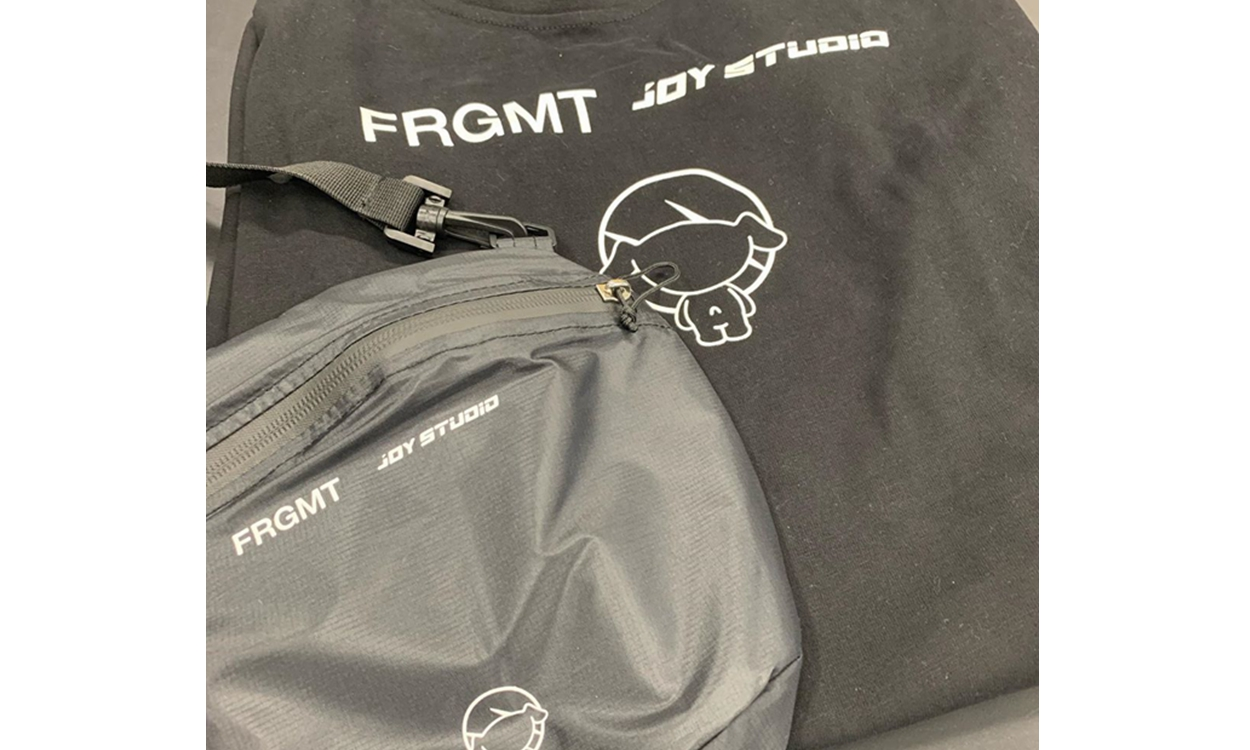 fragment design x JOY STUDIO 全新联名单品曝光