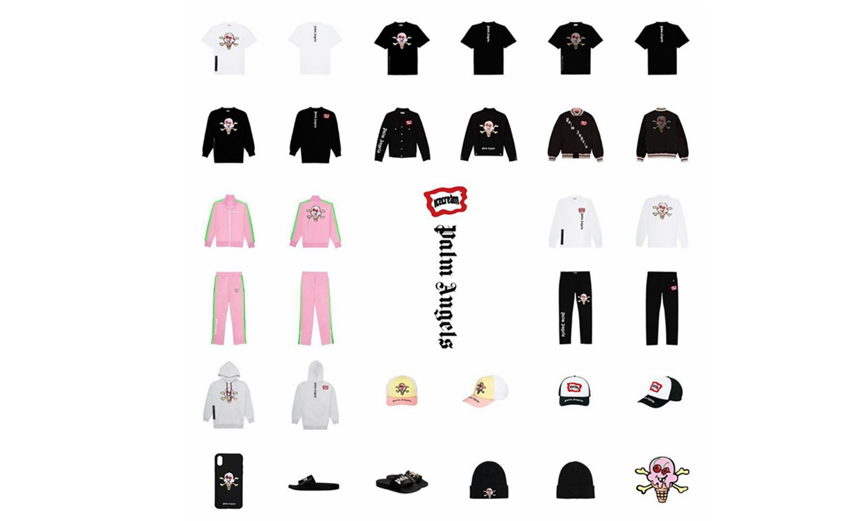Palm Angels x Billionaire Boys Club 联名系列单品大公开