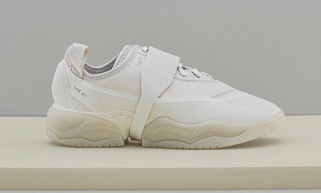 OAMC x adidas Originals 联名 Type O-1 发售日期正式公布