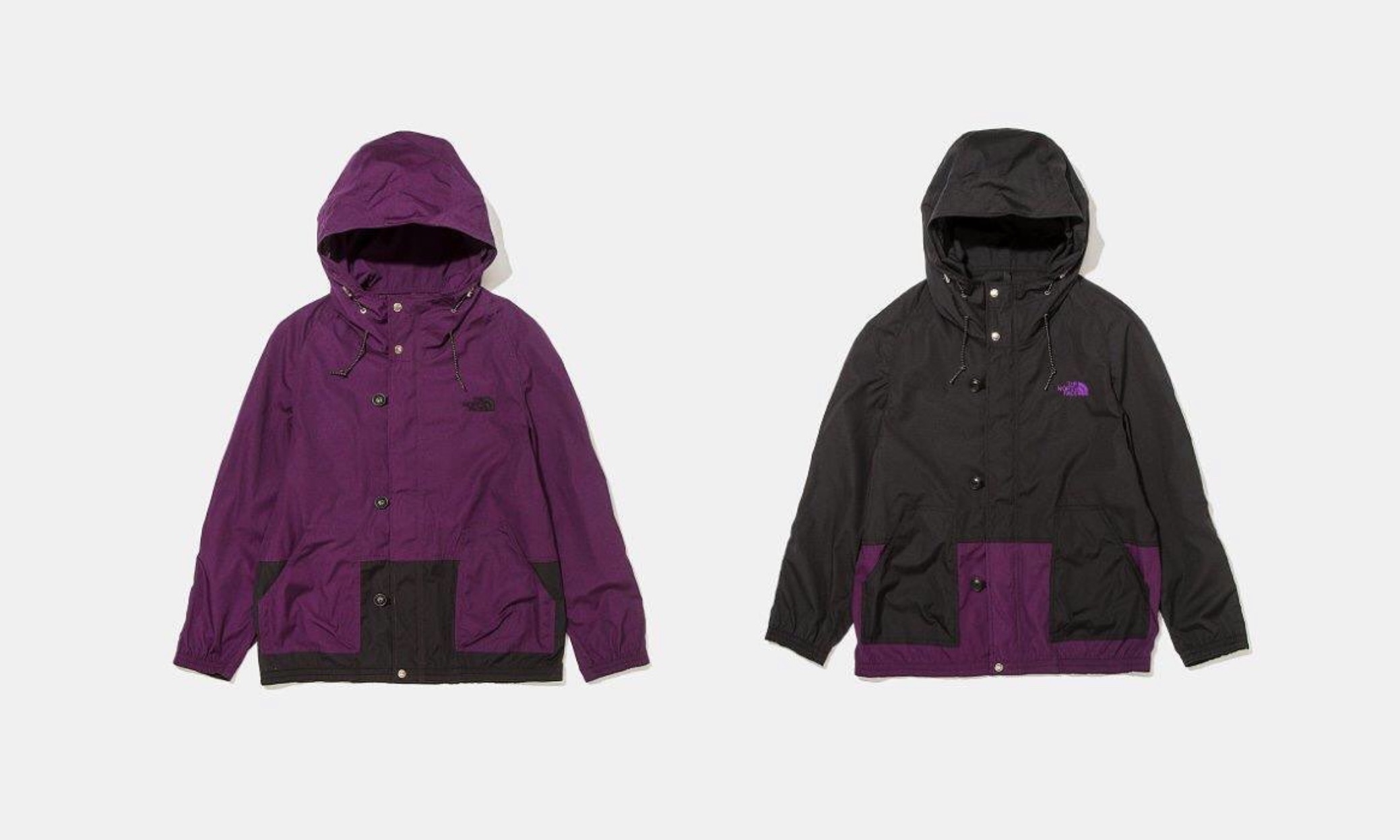THE NORTH FACE PURPLE LABEL x monkey time 即将发布全新联名限定系列