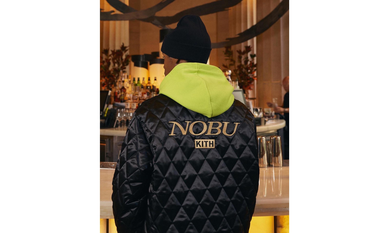 Ronnie Fieg 最爱?KITH 与 NOBU 餐厅打造联名系列