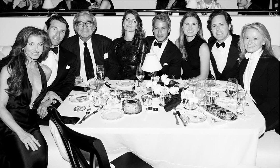 难忘午夜俱乐部,Ralph Lauren 2019 秋季时装大秀回顾