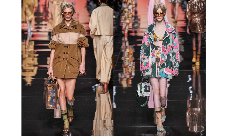 更添奇趣与丰盛,Fendi 2020 春夏系列秀场回顾