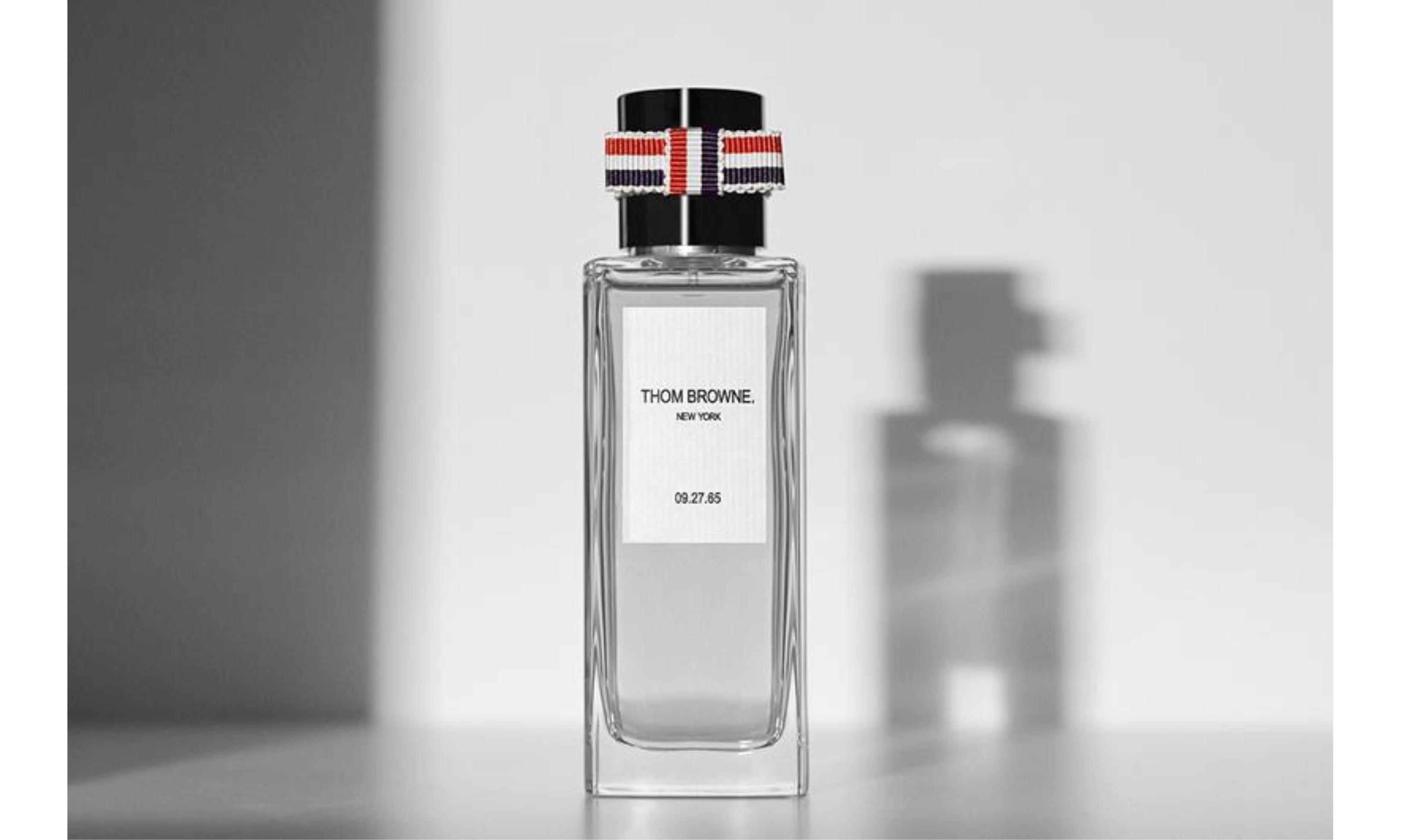 西装革履的职人必备,Thom Browne 即将推出首个香水系列