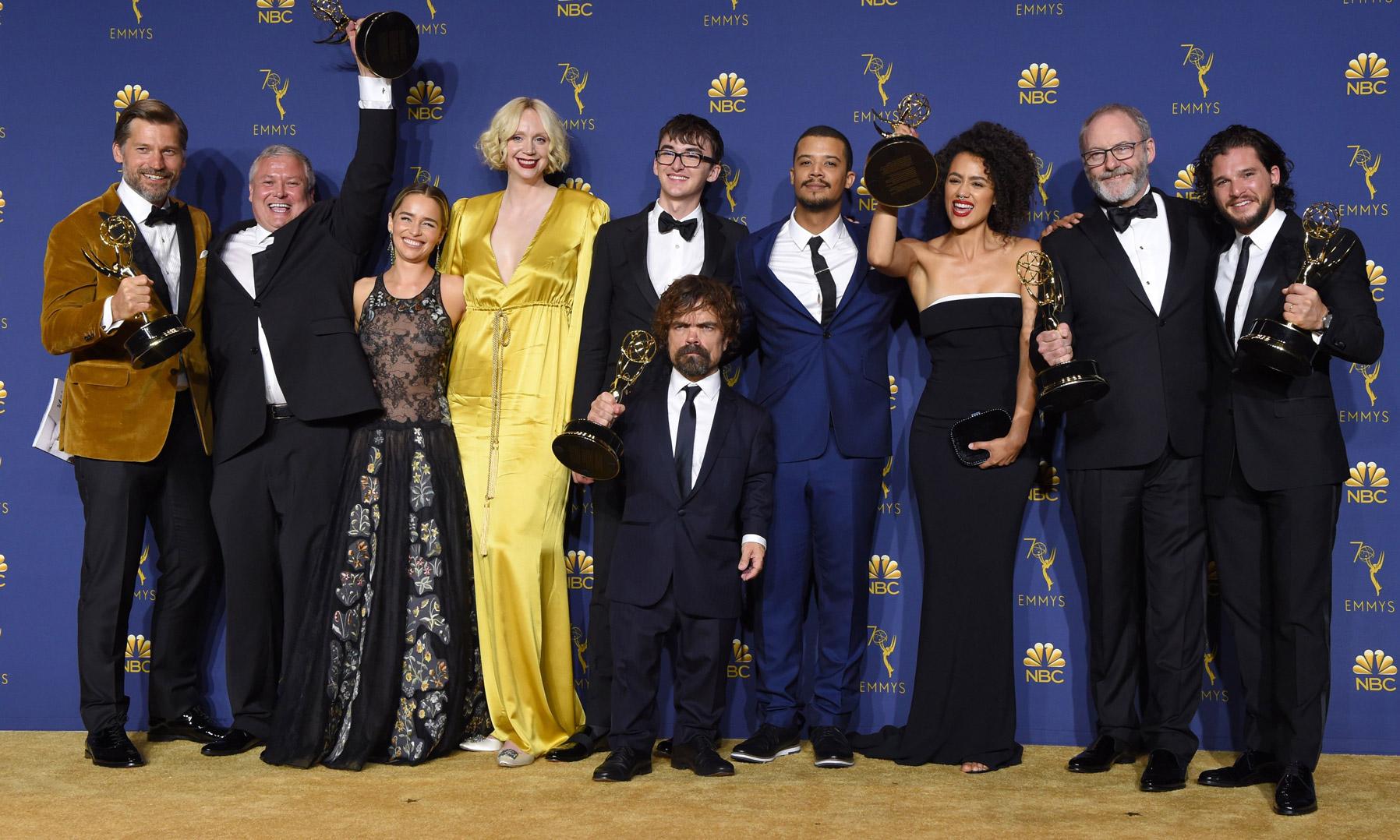 仍是最佳,《权力的游戏》斩获第 71 届艾美奖最佳剧集