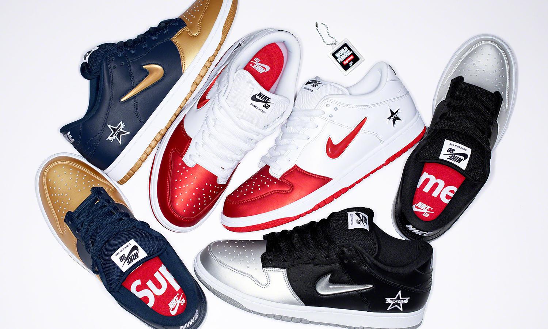 Supreme x Nike SB Dunk Low 将于 14 日登陆 SNKRS 再次发售