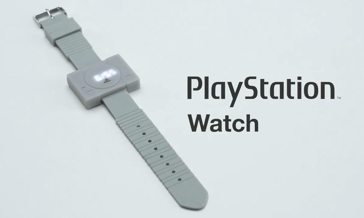 回溯上世纪 90 年代,Sony 推出全新 PlayStation Watch