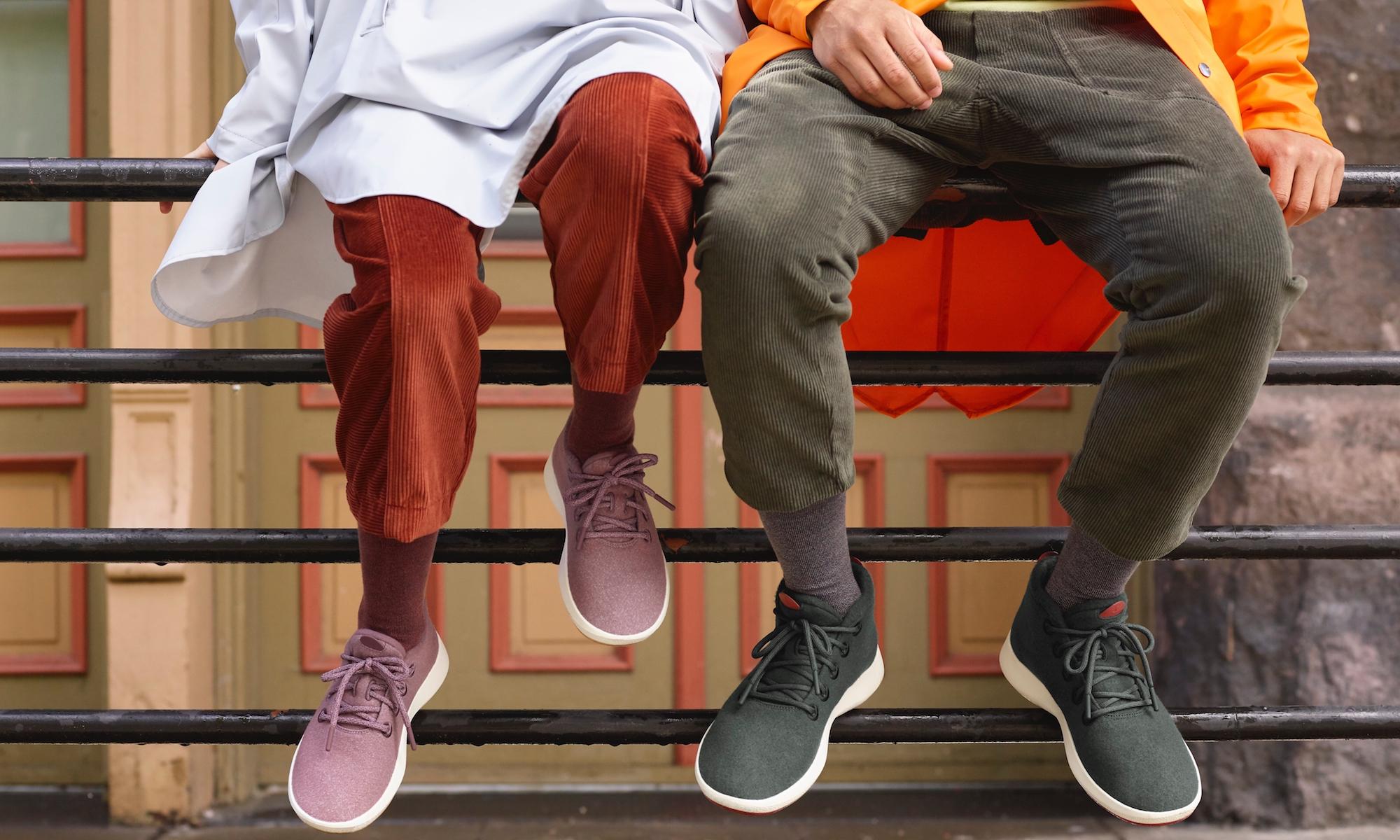 旧金山鞋履品牌 Allbirds 全新推出 Mizzle 晴雨鞋系列
