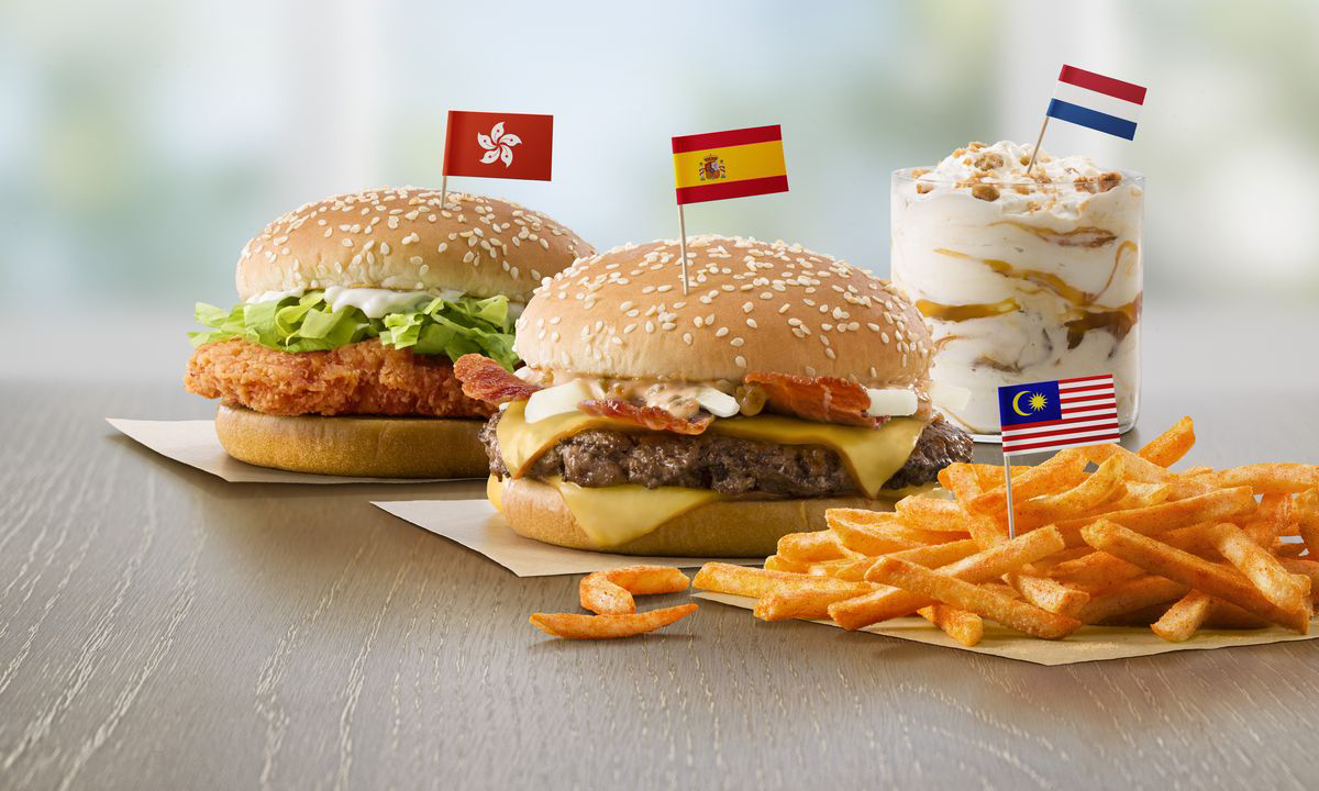 又一快餐巨头加入,麦当劳携手 Beyond Meat 推出素食汉堡
