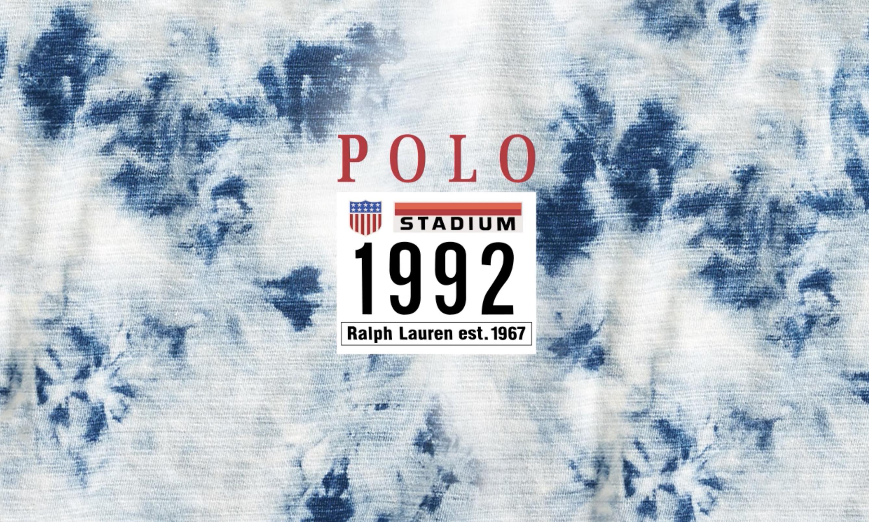"""传承年代精髓,Ralph Lauren 推出 """"Indigo Stadium"""" 胶囊系列"""