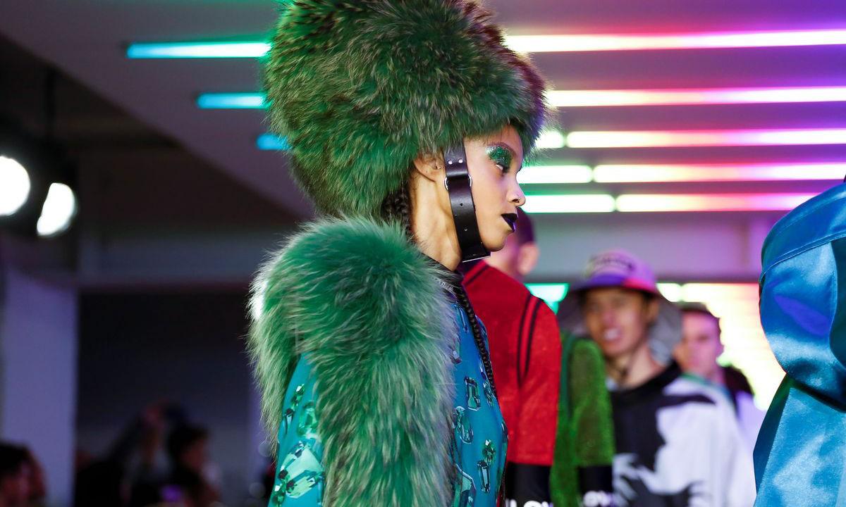 迷失绿野仙踪,ILOVECHOC x BOBBY ABLEY 2020 春夏伦敦时装周秀场回顾
