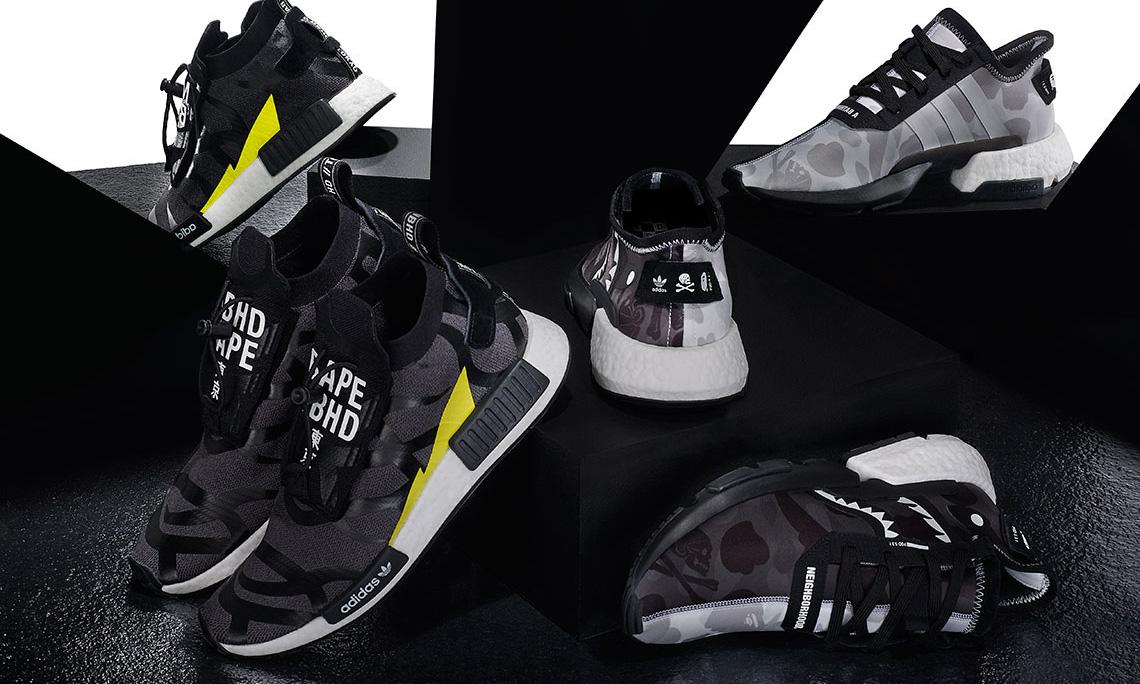 喜迎 70 周年,adidas 将重新发售一系列限量鞋款