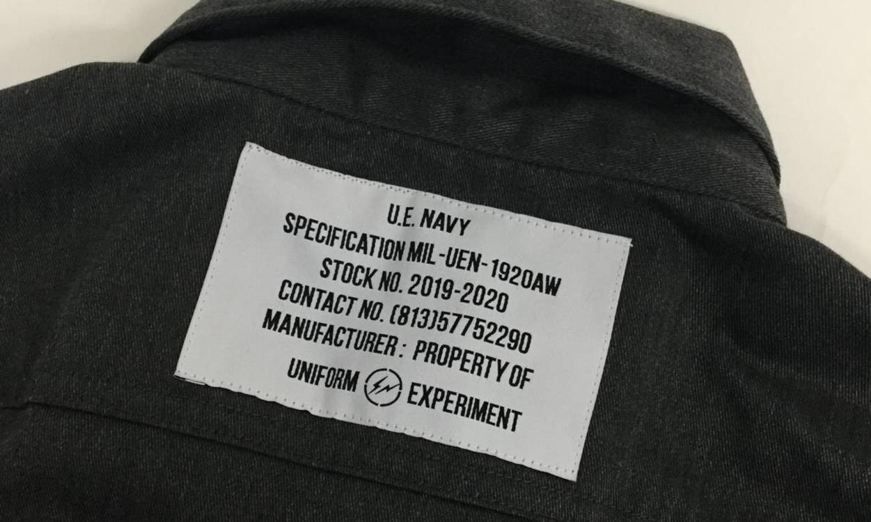 uniform experiment 2019 秋冬系列伦敦特辑记录片发布
