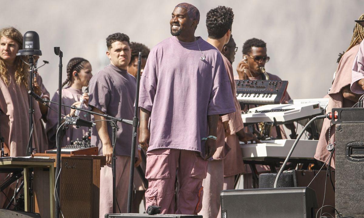 Kanye West 于底特律突击举办 Jesus Is King 试听会