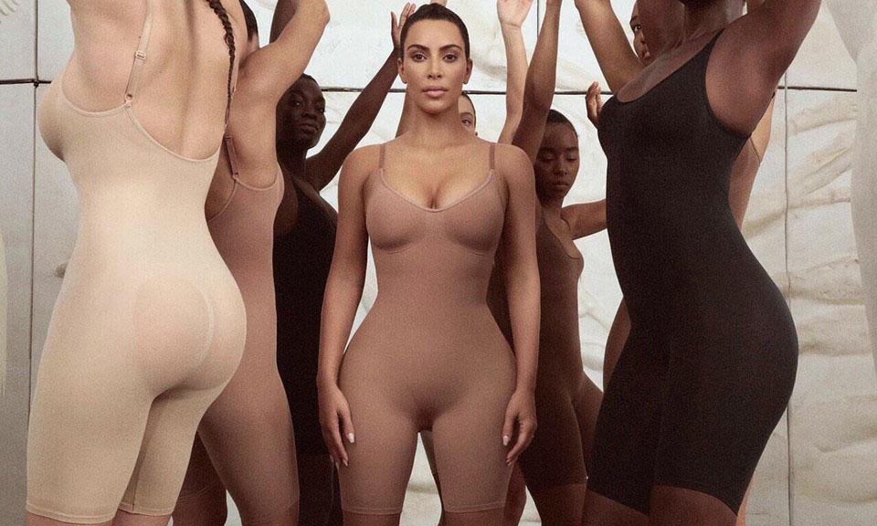 Kim Kardashian 塑身衣品牌 SKIMS 开售卖出 200 万美元