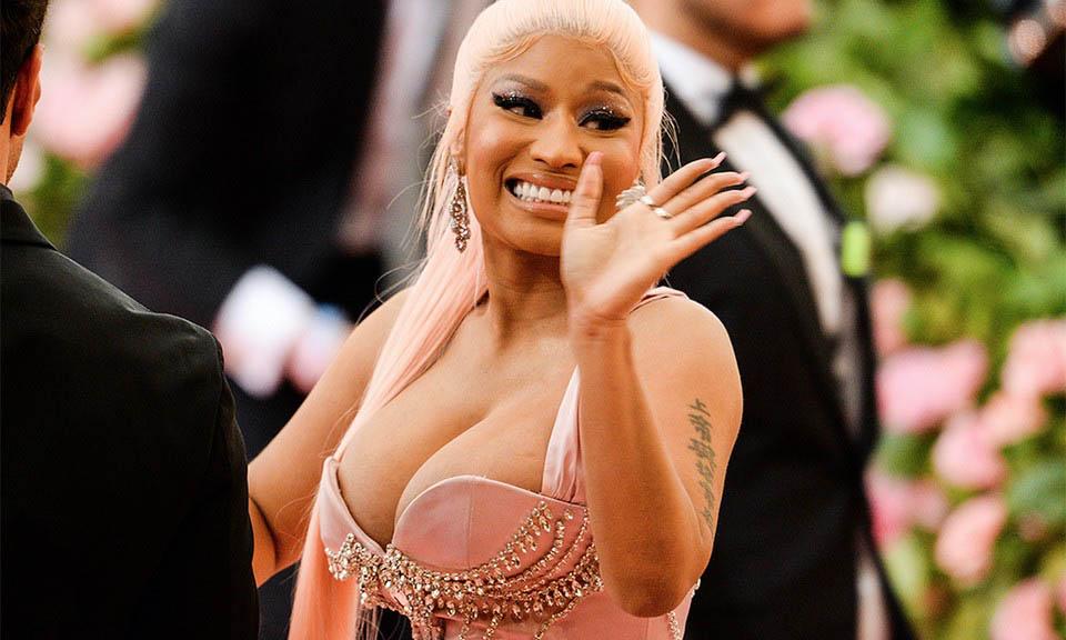 """""""麻辣鸡"""" Nicki Minaj 宣布退出娱乐圈并组建家庭"""