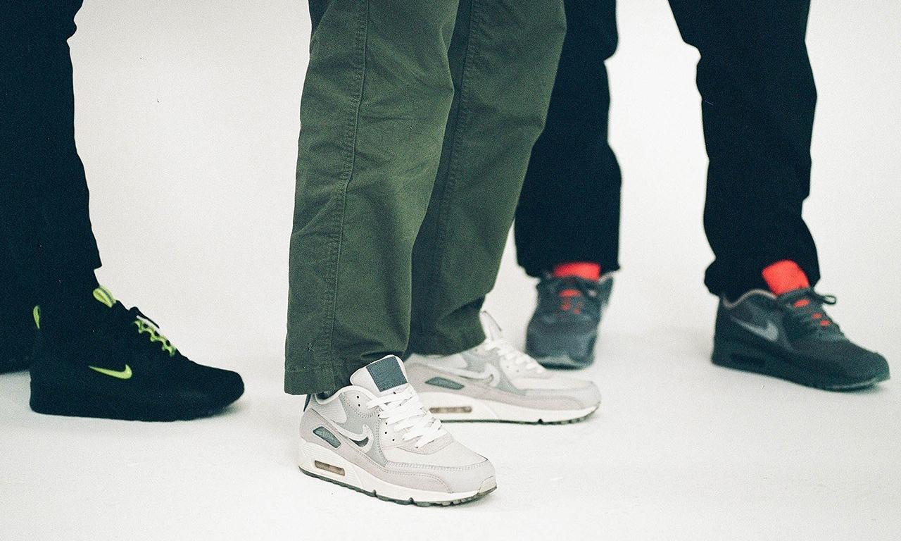 "The Basement x Nike Air Max 90 ""City Pack"" 系列正式发布"