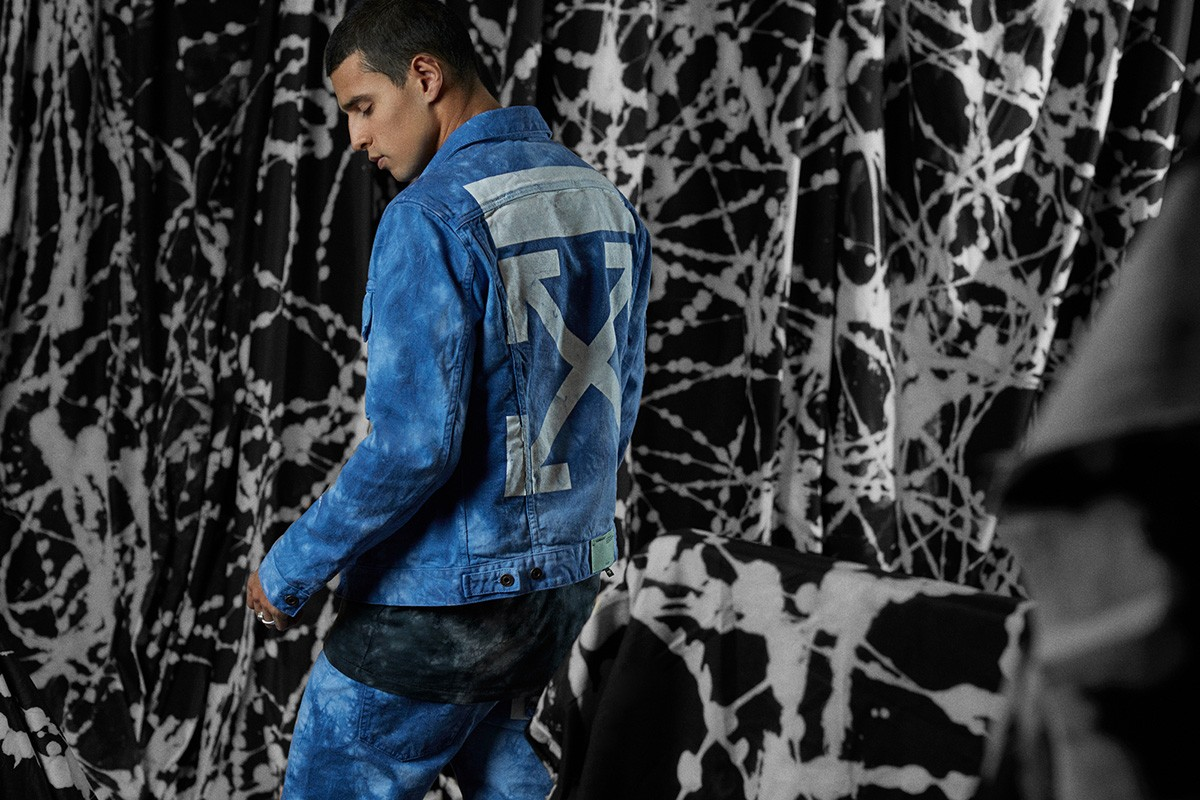 """END. 联合 Off-White™ 打造 """"CHEMICAL WASH"""" 限定胶囊系列"""