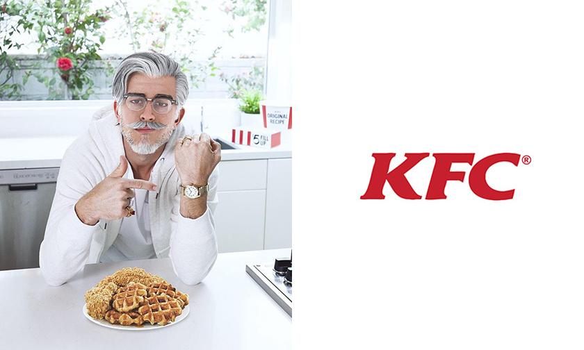竟然可以跟肯德基上校约会?KFC 将推出恋爱游戏
