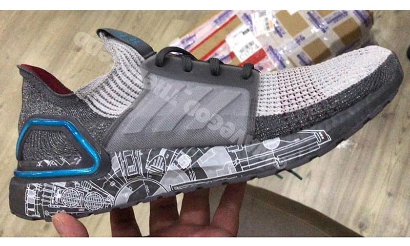 《星球大战》x adidas UltraBOOST 19 新鞋款曝光