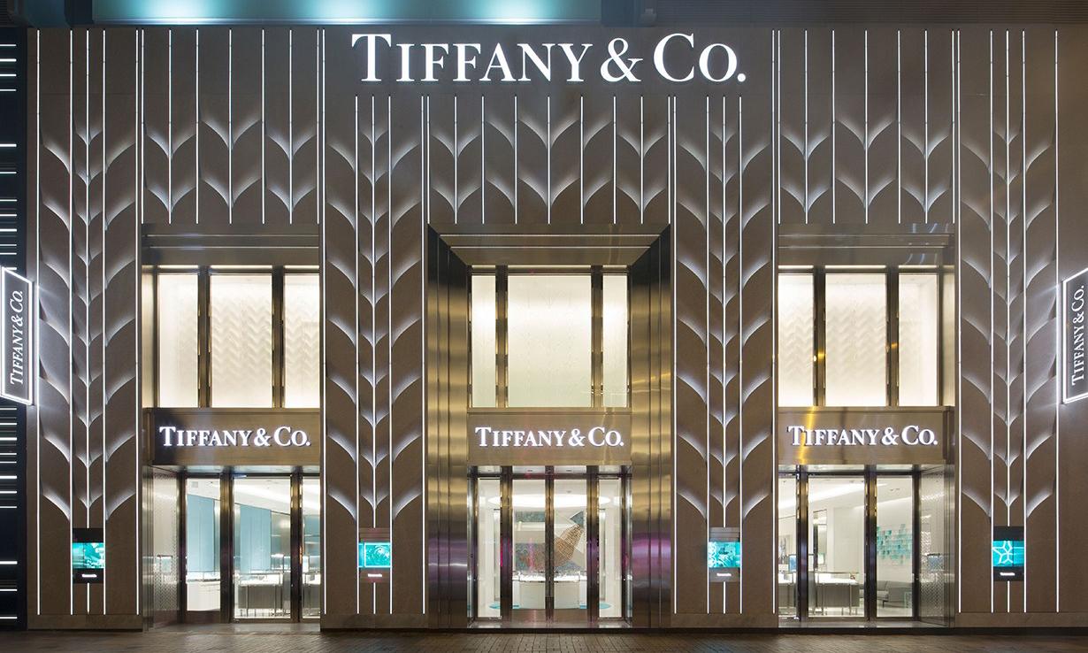 人气 T 系列登场,Tiffany & Co. 亚洲最大旗舰店登陆香港
