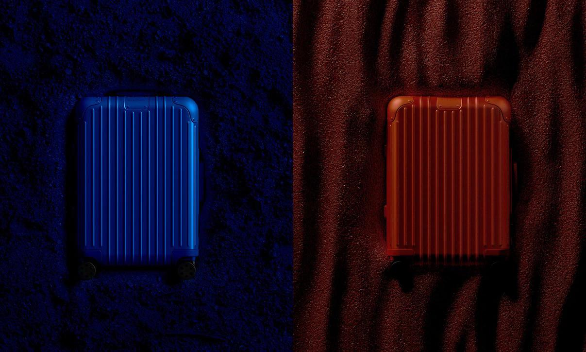 RIMOWA 为旗下经典铝制行李箱推出两款新配色