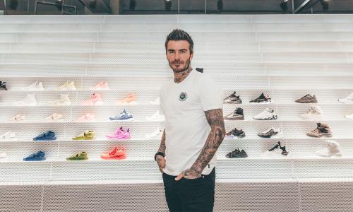 贝克汉姆突袭紫禁城,只为这间 adidas 「集合店」