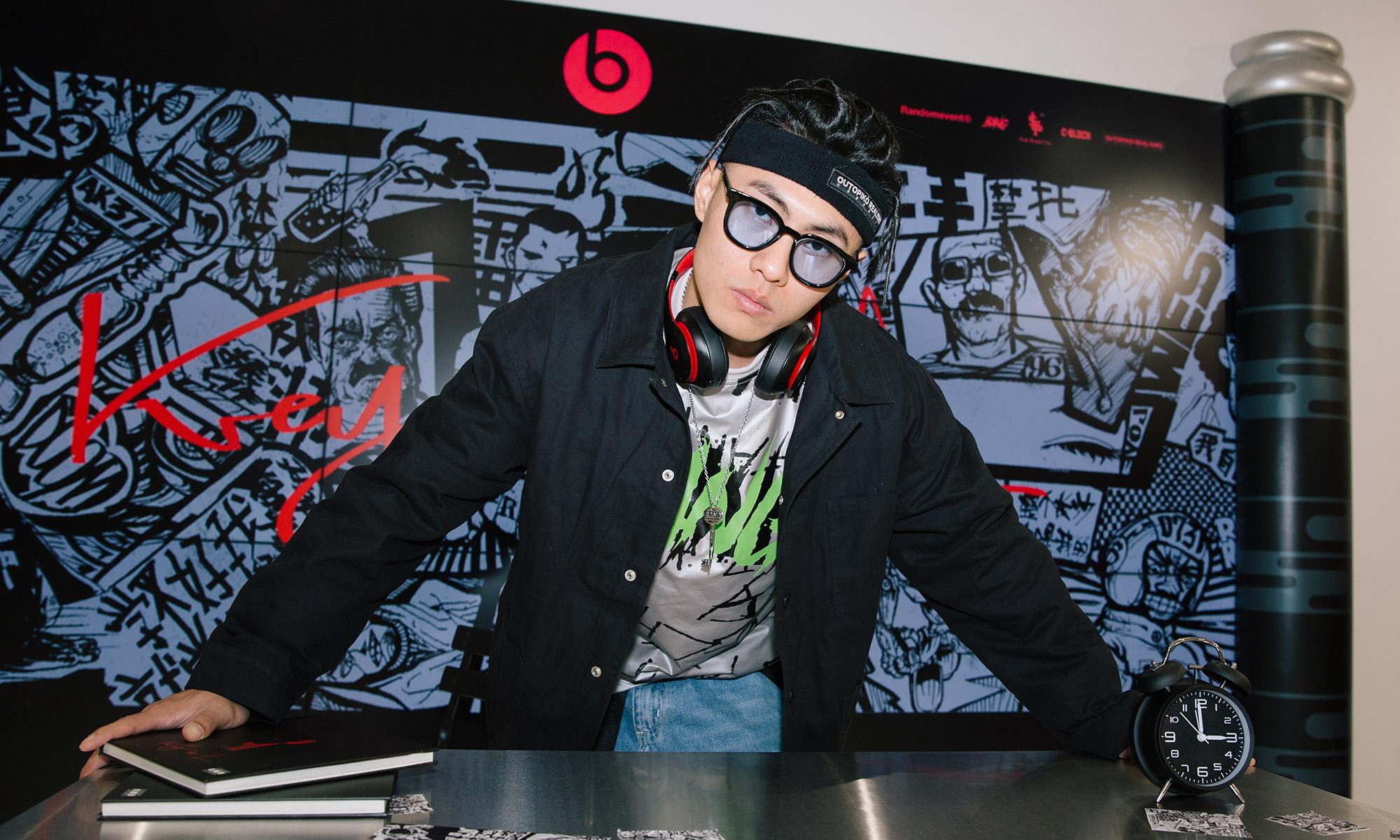 Beats 与 Randomevent 联合呈现刘聪新专辑签售活动
