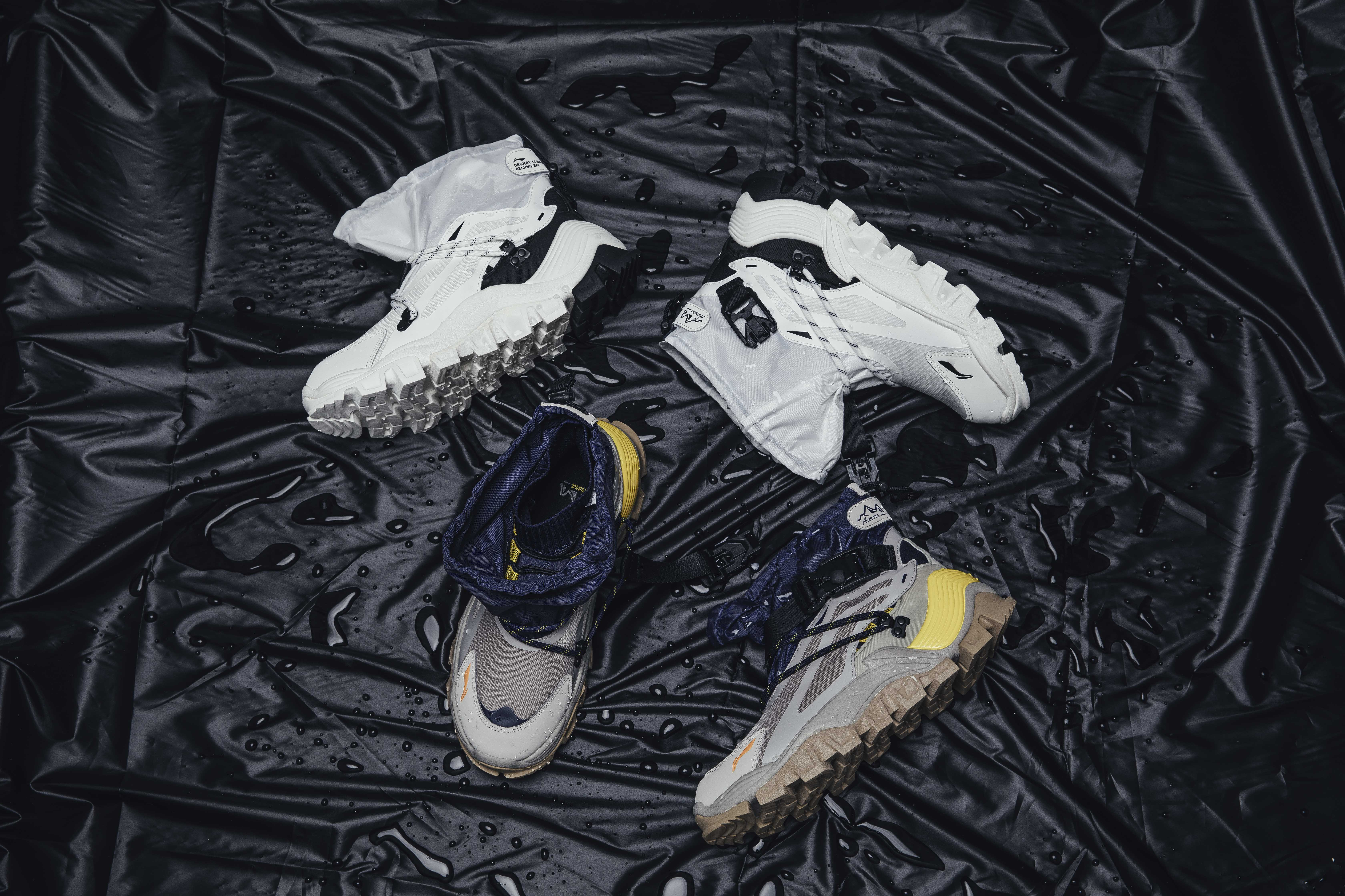 如果「户外鞋」变了一种风格,你们是否还会认得?
