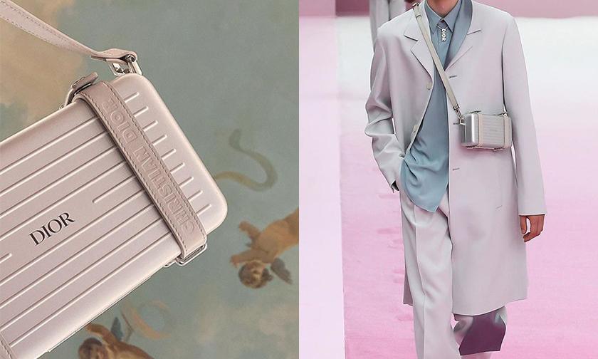 RIMOWA x Dior 缩小版行李箱手袋正式发售